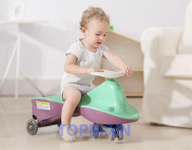 Xe lắc cho bé 1 tuổi - XL-313