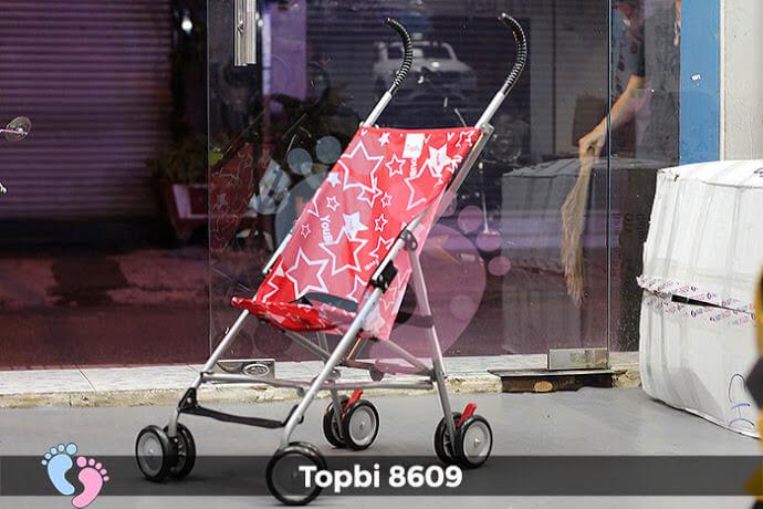 Xe đẩy cho bé Topbi 8609 giá chỉ 450k