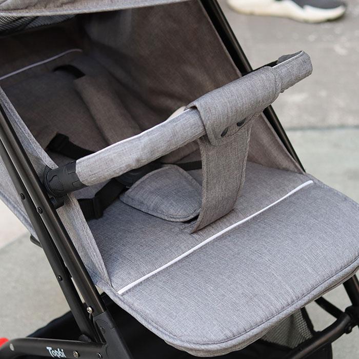 Xe đẩy có tay kéo vali Topbi A8 20