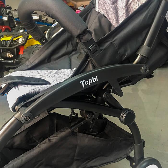 xe day sieu gon Topbi A09 Plus 13