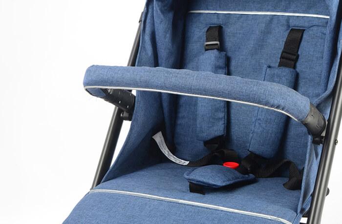 Xe đẩy có tay kéo vali Topbi A8 17