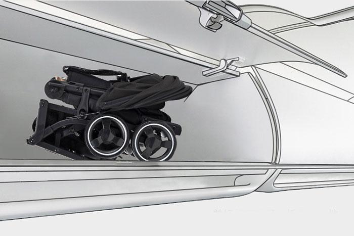 Xe đẩy Topbi S900 29
